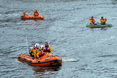 Inshore Lifeboat & Inflatables
