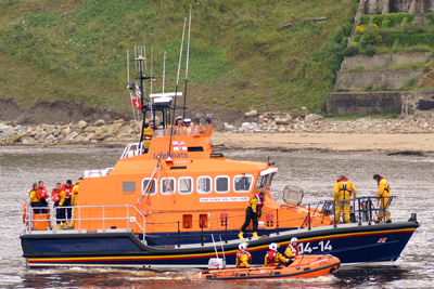 Whitby Lifeboats