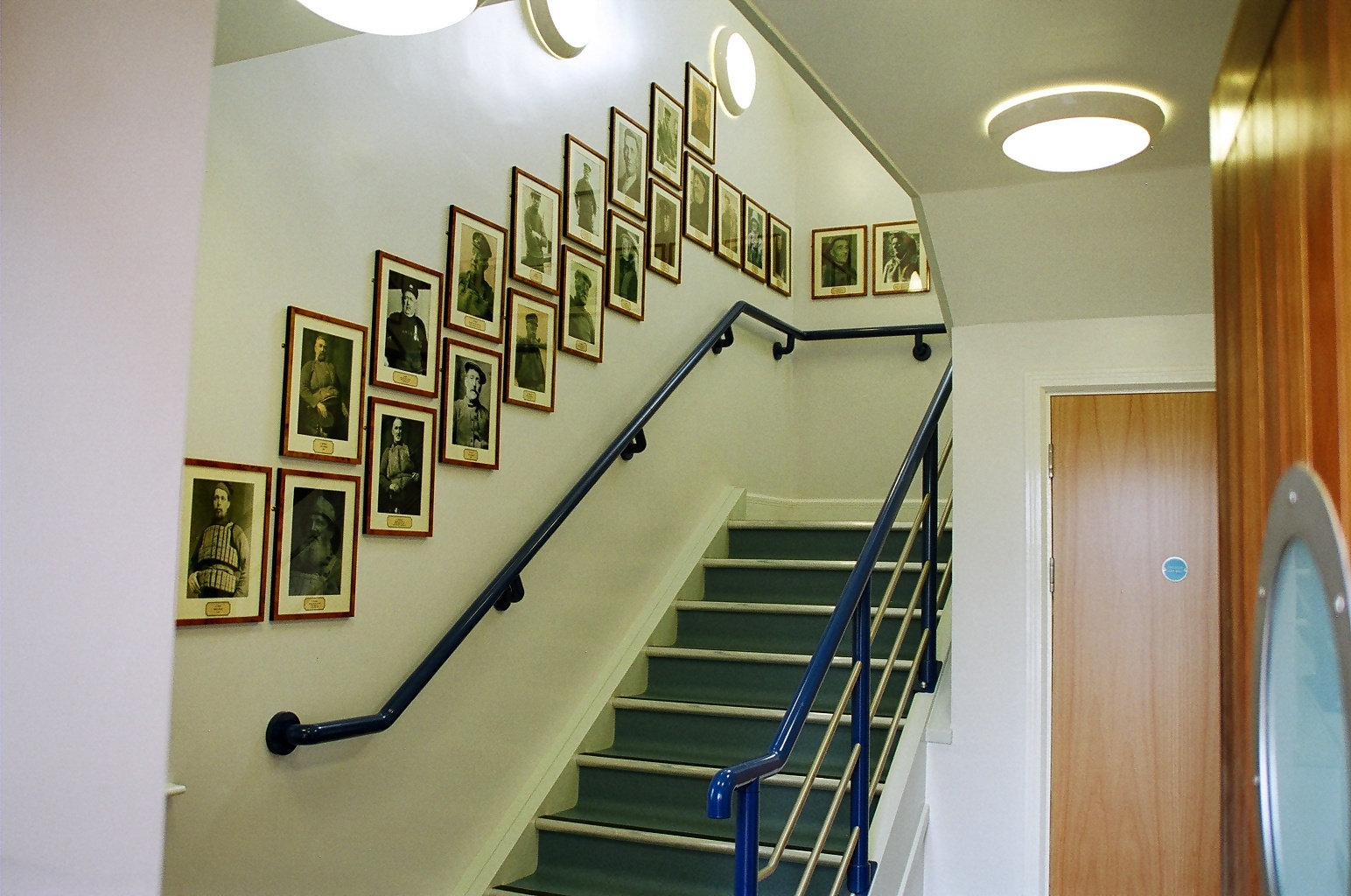 The Staircase Of Honour