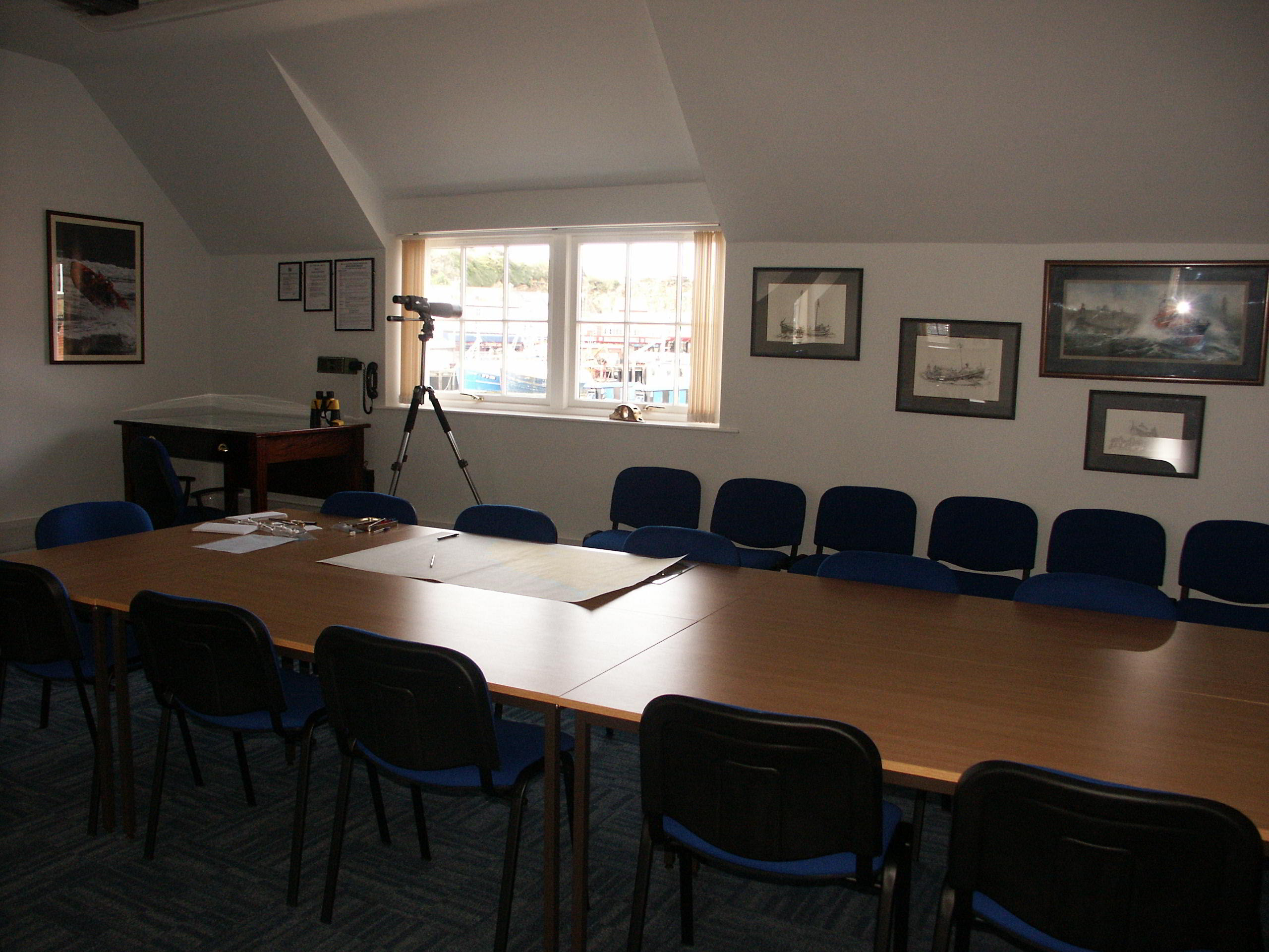 A Large Teaching Area